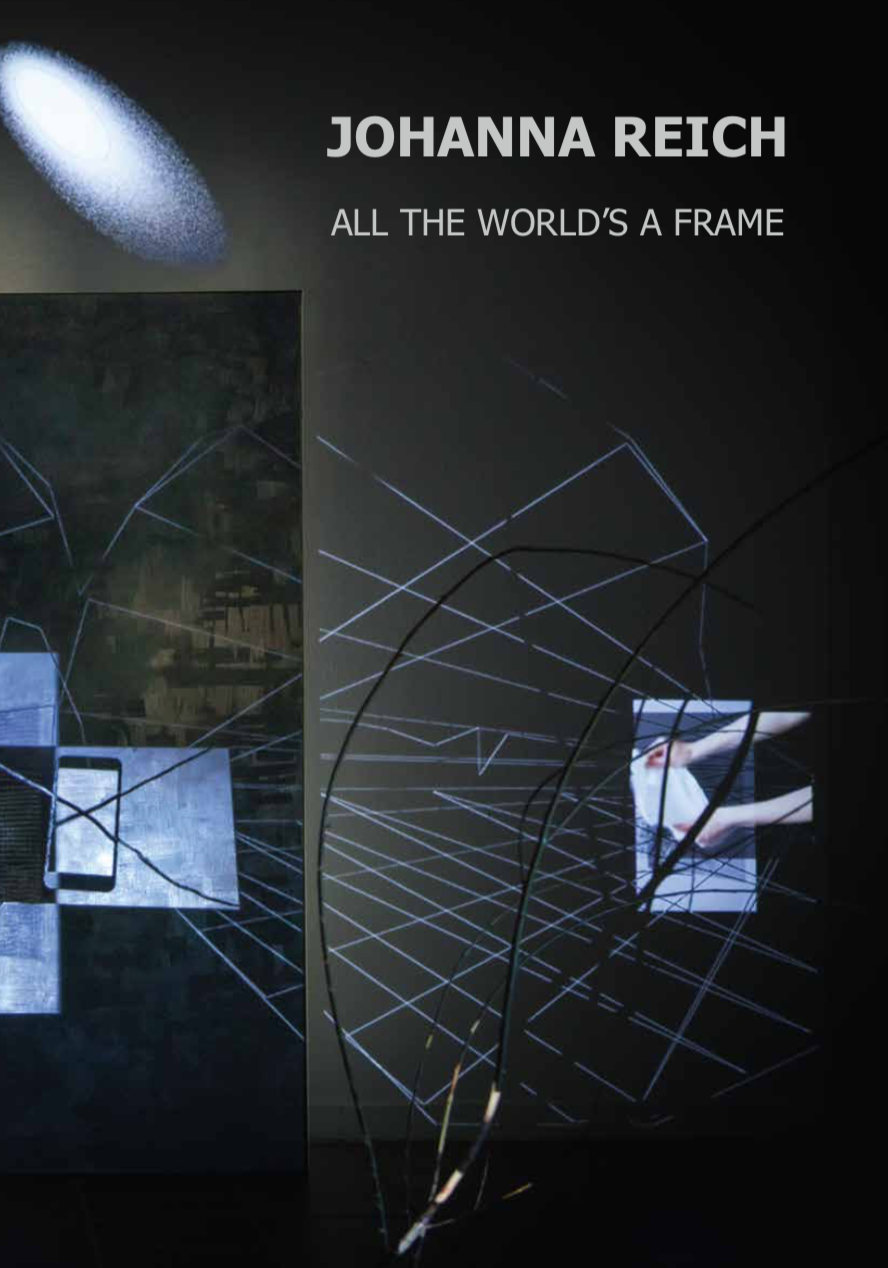 Eventbild für Johanna Reich /// ALL THE WORLD'S A FRAME