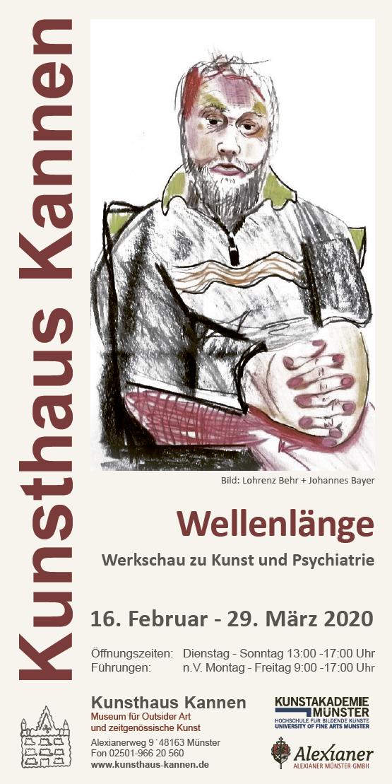 Eventbild für Kunsthaus Kannen /// Wellenlänge
