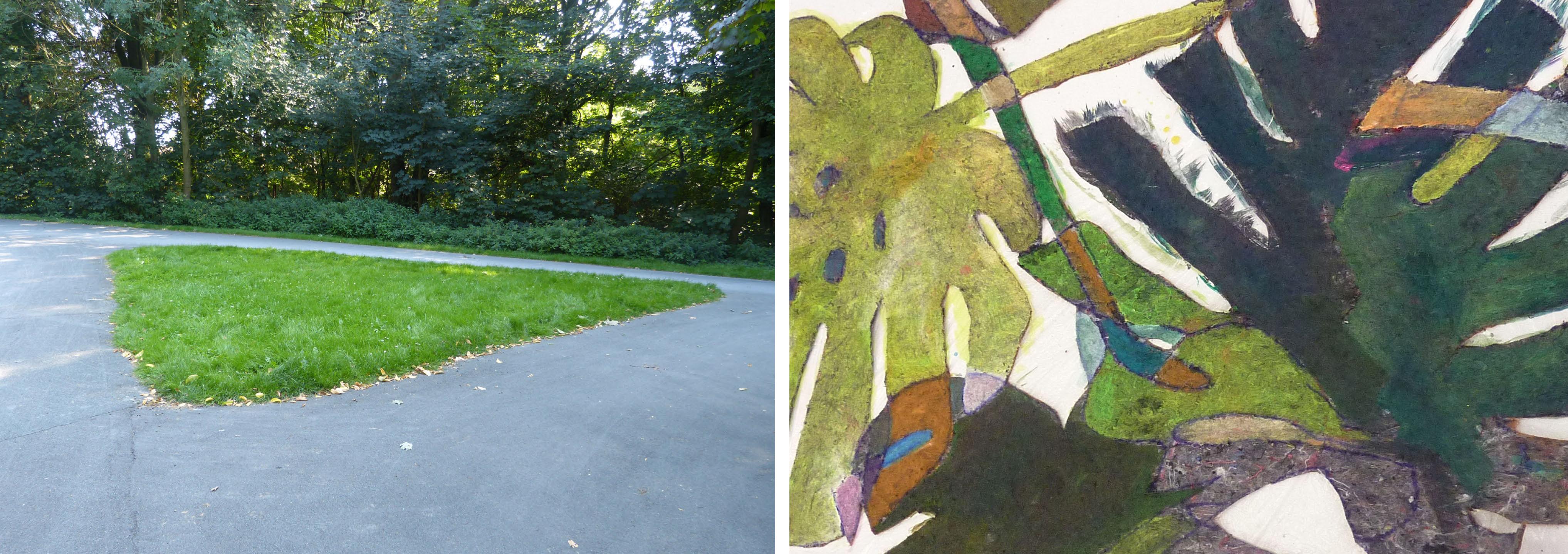 Eventbild für Nikola Hamacher & Stephanie Hamacher-Backhaus /// Gib mir ein Grün