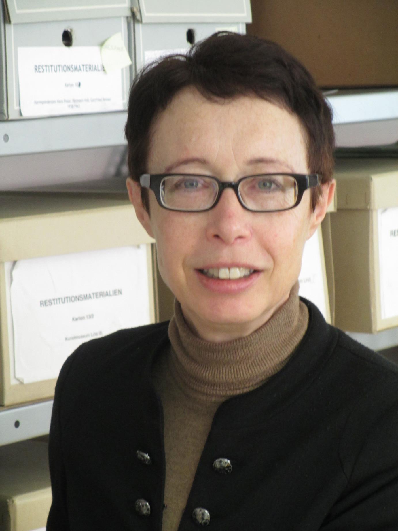 Eventbild für Münster Lectures // Prof. Dr. Birgit Schwarz, Kunsthistorikerin, Wien