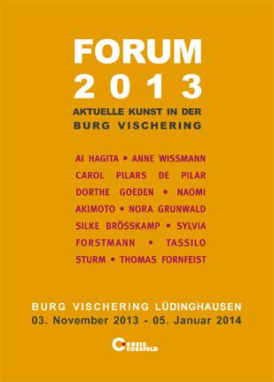 Eventbild für Tassilo Sturm u.a. // Forum 2013