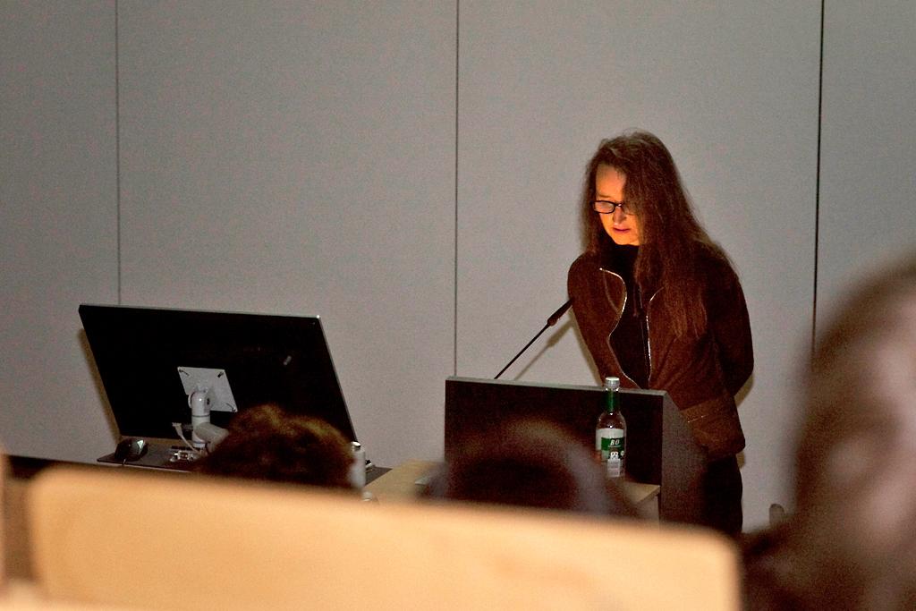 Eventbild für Münster Lectures // Jitka Hanzlová, Künstlerin, Essen
