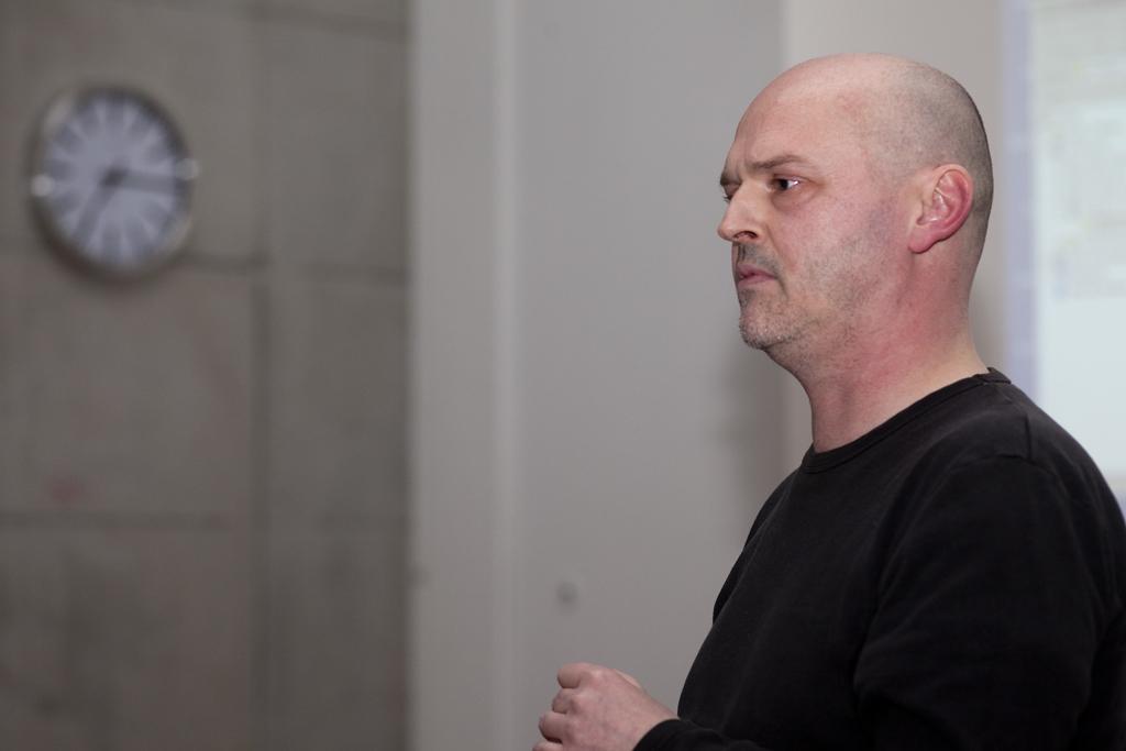 Eventbild für Münster Lectures // Eberhard Havekost, Künstler,