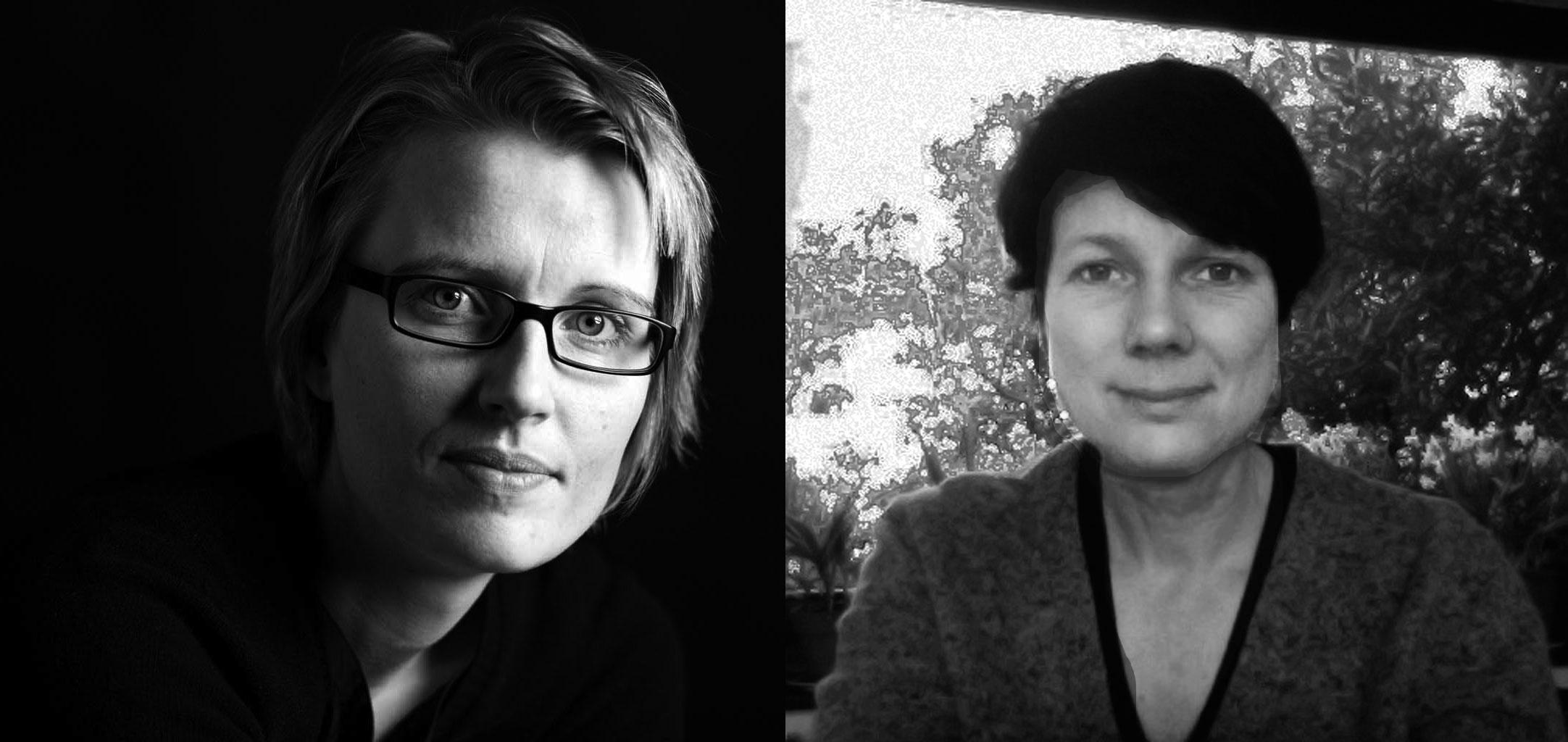 Eventbild für Swantje Karich (Frankfurter Allgemeine Zeitung) und Catrin Lorch (Süddeutsche Zeitung), Kunstkritikerinnen, im Gespräch