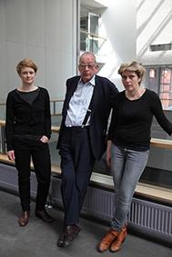 Eventbild für Münster Lectures // Kasper König, Britta Peters, Marianne Wagner, Skulptur Projekte Münster