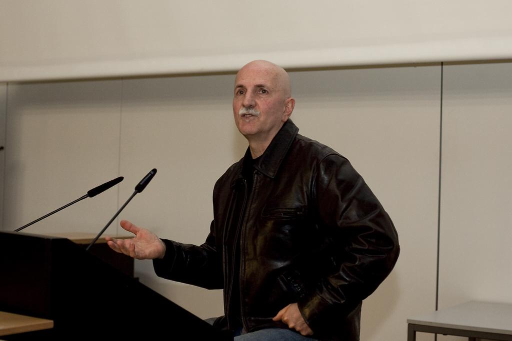 Eventbild für Münster Lectures // Joseph Marioni, Künstler, New York