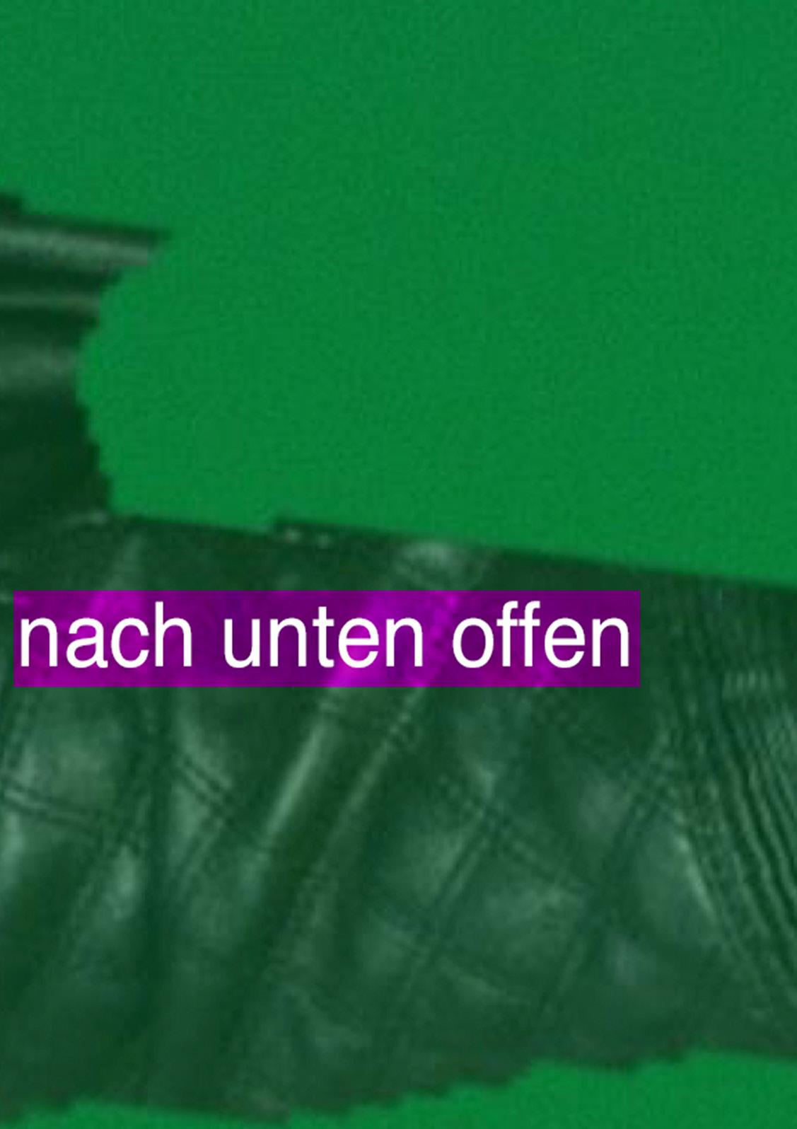 Eventbild für Klasse Prof. Julia Schmidt /// nach unten offen