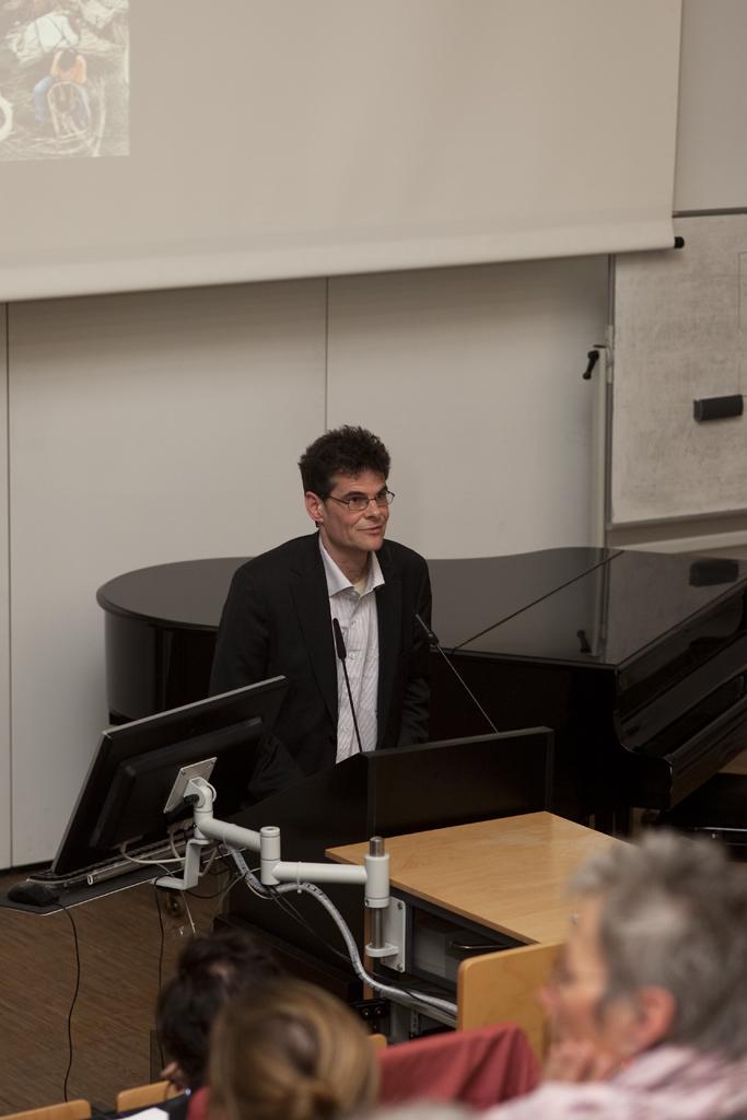 Eventbild für Münster Lectures // Prof. Ludwig Seyfarth, Kunstkritiker, Berlin, Gastprofessor der Akademie