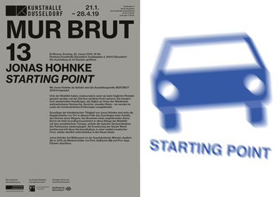 Eventbild für Jonas Hohnke /// starting point | MUR BRUT 13