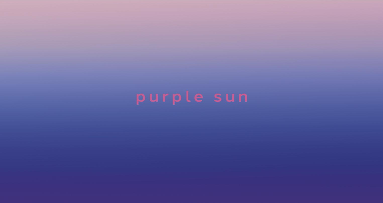 Eventbild für Javkhlan Ariunbold /// purple sun