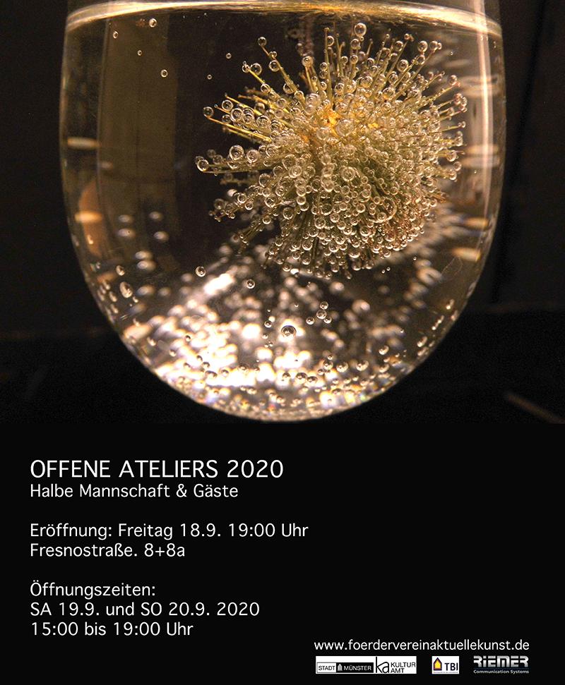 Eventbild für Lisa Tschorn, Anna Stern, Trude Neuhaus et al. /// Offene Ateliers /// Halbe Mannschaft und Gäste