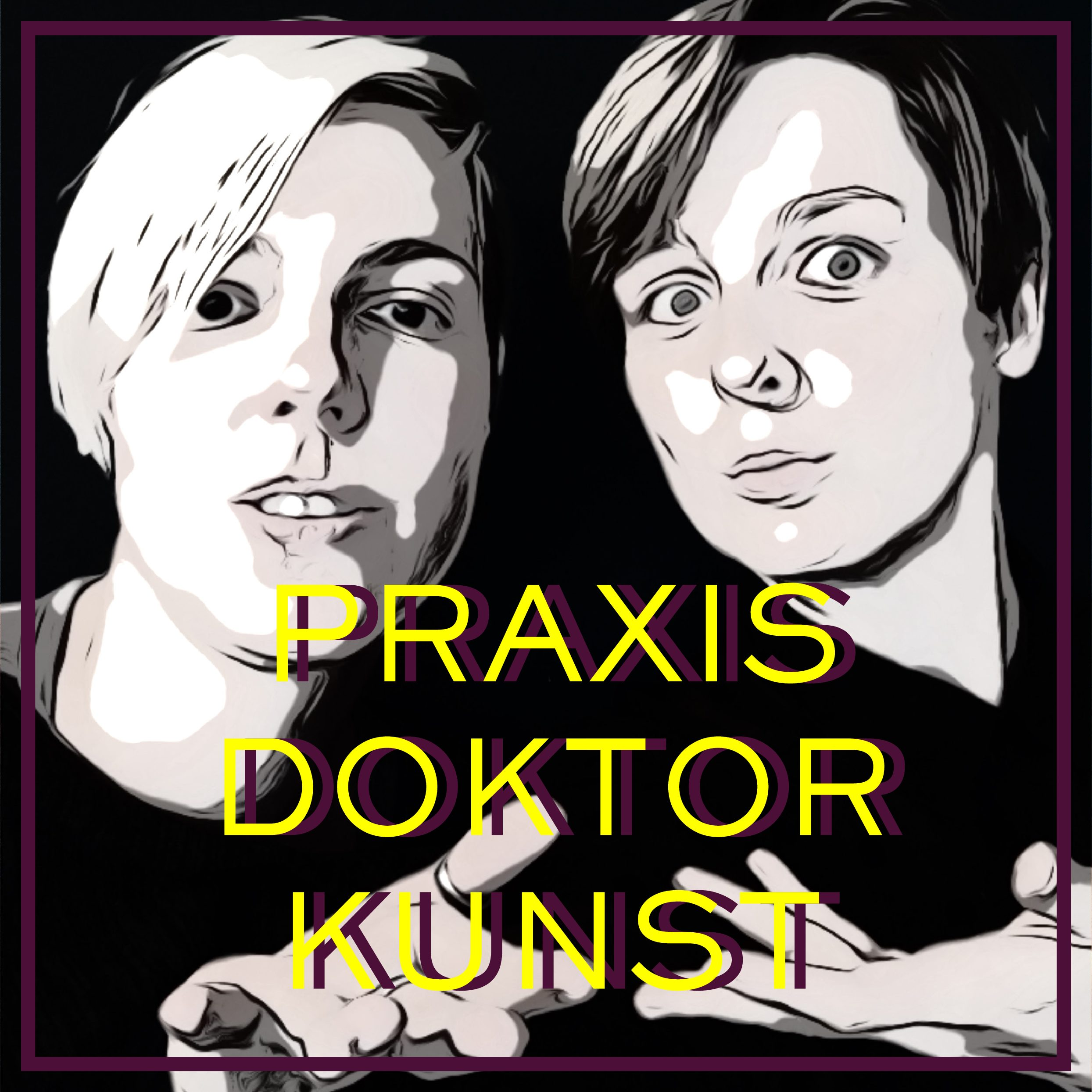 Eventbild für Lisa Tschorn und Beate Körner /// Praxis Doktor Kunst