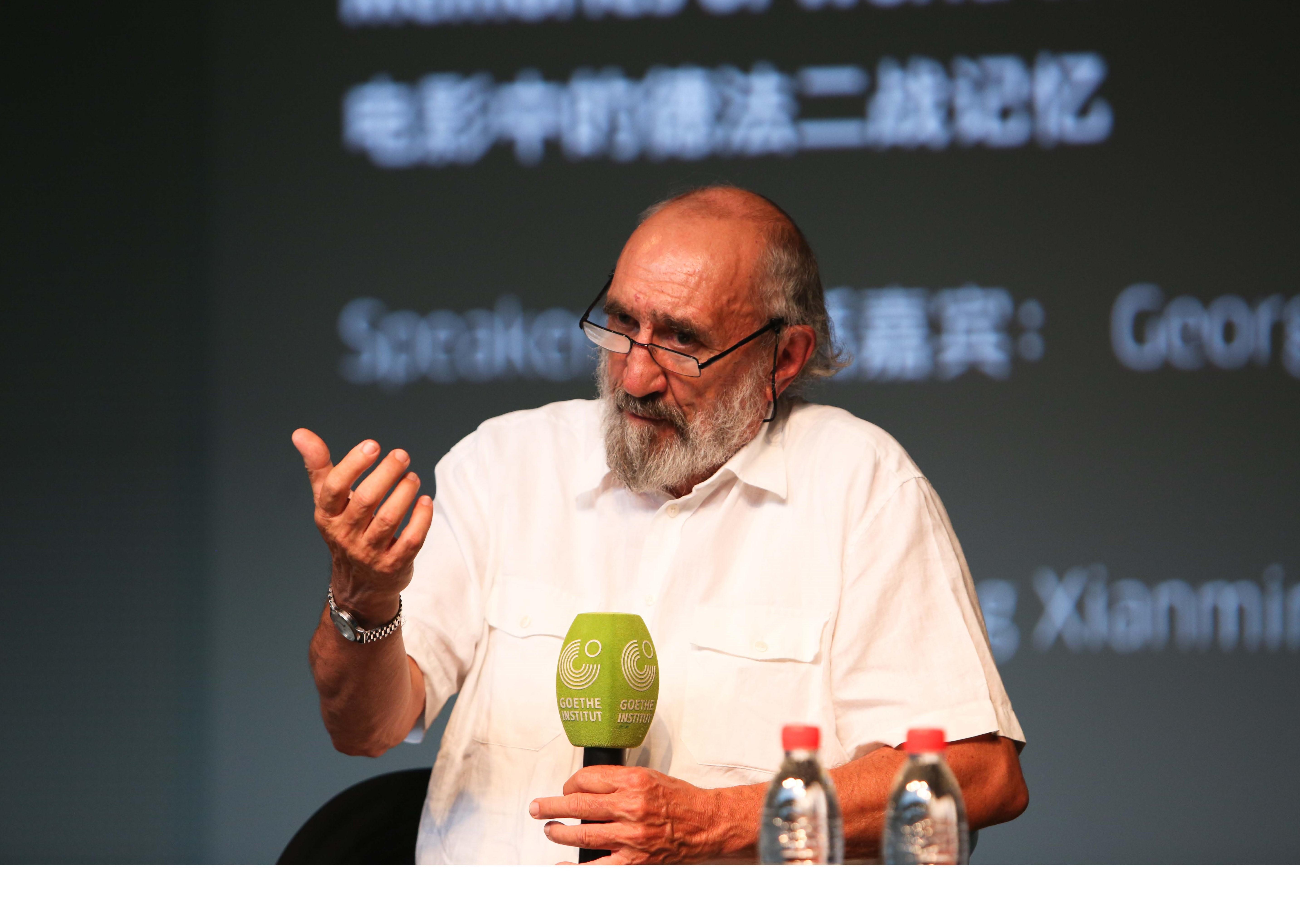 Eventbild für Münster Lecture /// Georg Seeßlen