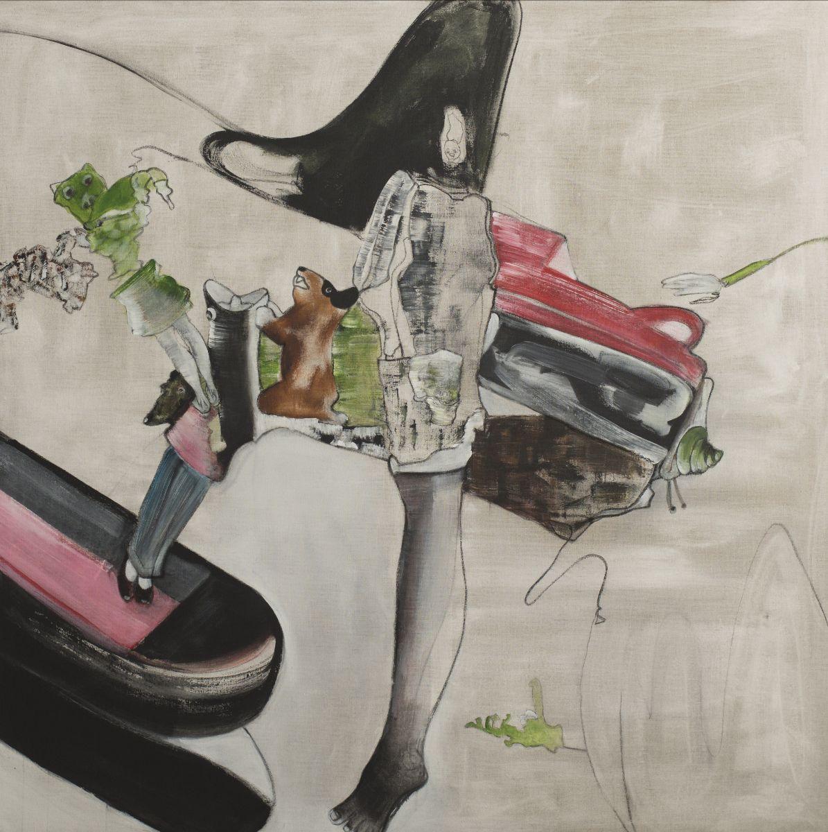Eventbild für Udo Scheel und Ren Rong /// Kunstraum Villa Friede