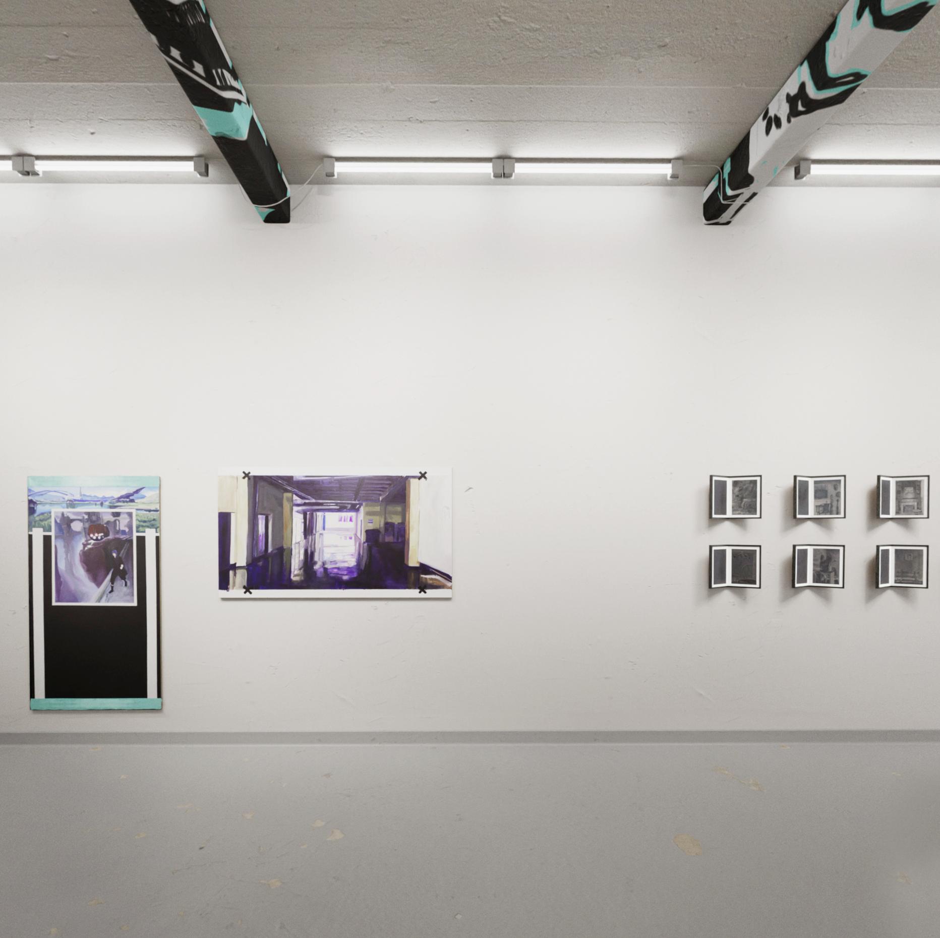 Eventbild für Malte Frey und Julian Reiser /// Blender