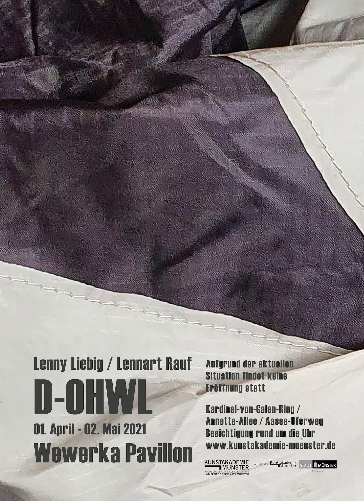 Eventbild für Lenny Liebig und Lennart Rauf /// D-OHWL