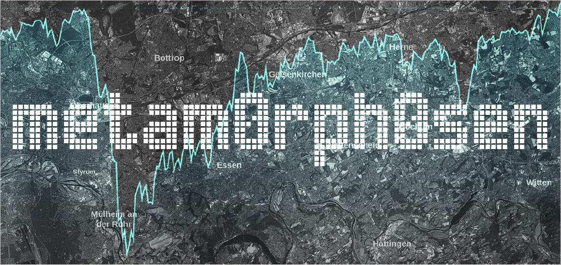 Eventbild für Yoana Tuzharova /// Metamorphosen /// topology of the capital