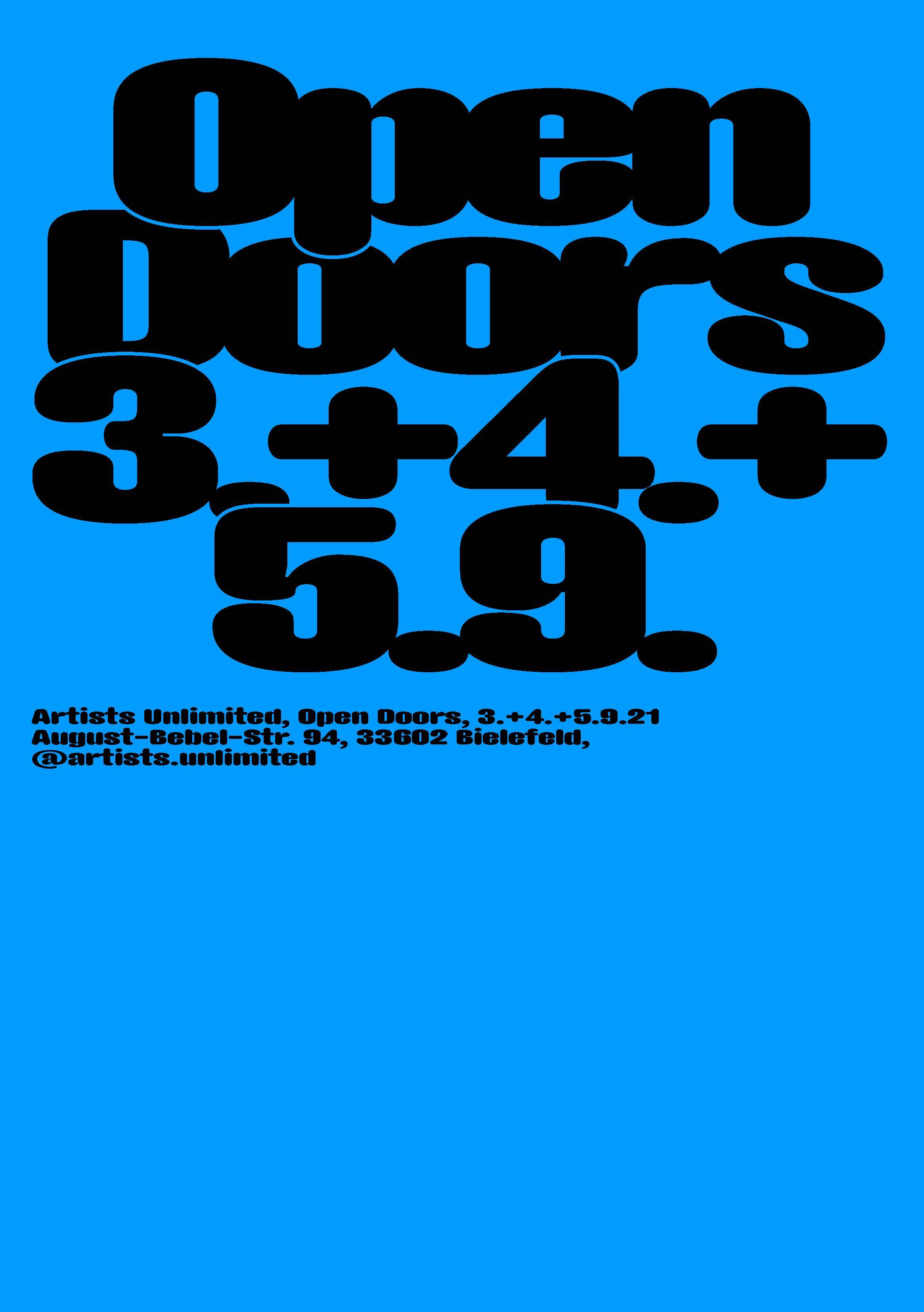 Eventbild für Kathrin Koziol /// Artists Unlimited