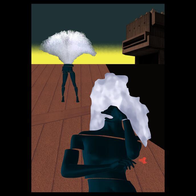 Eventbild für Klaus Weber /// Thinking Fountains