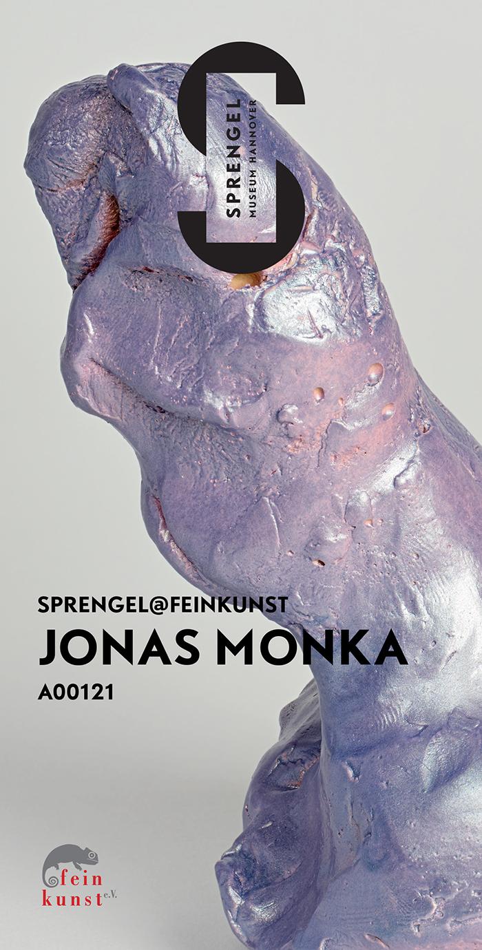 Eventbild für Jonas Monka /// Sprengel@feinkunst /// A00121