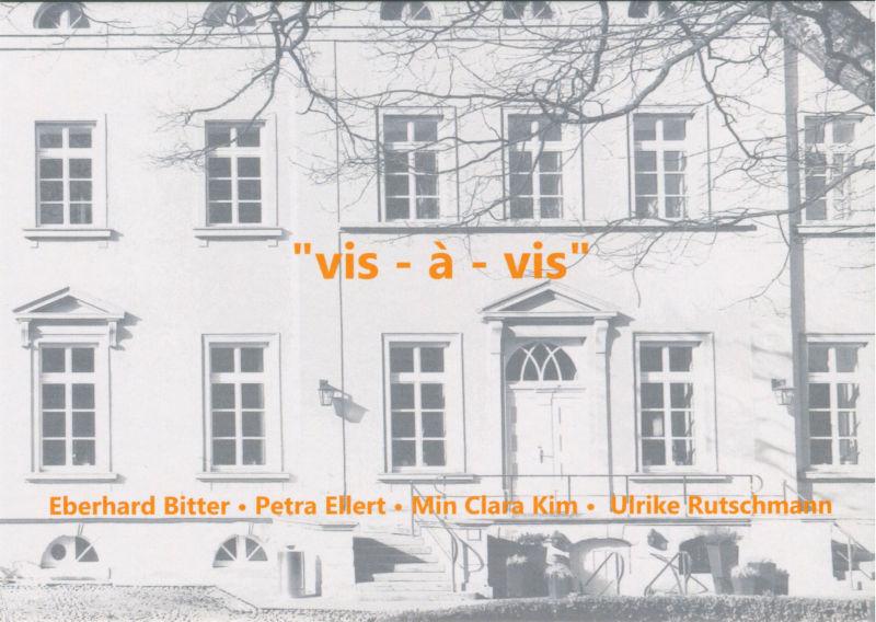 Eventbild für Min Clara Kim u.a. /// »vis-à-vis« Formen des Portraits