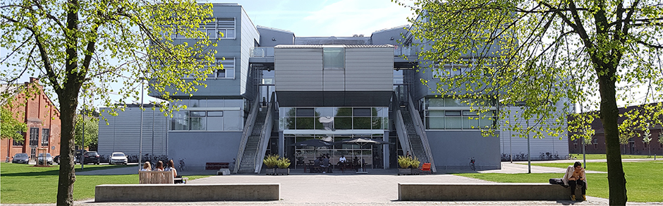 Das Bild zeigt die Kunstakademie Münster