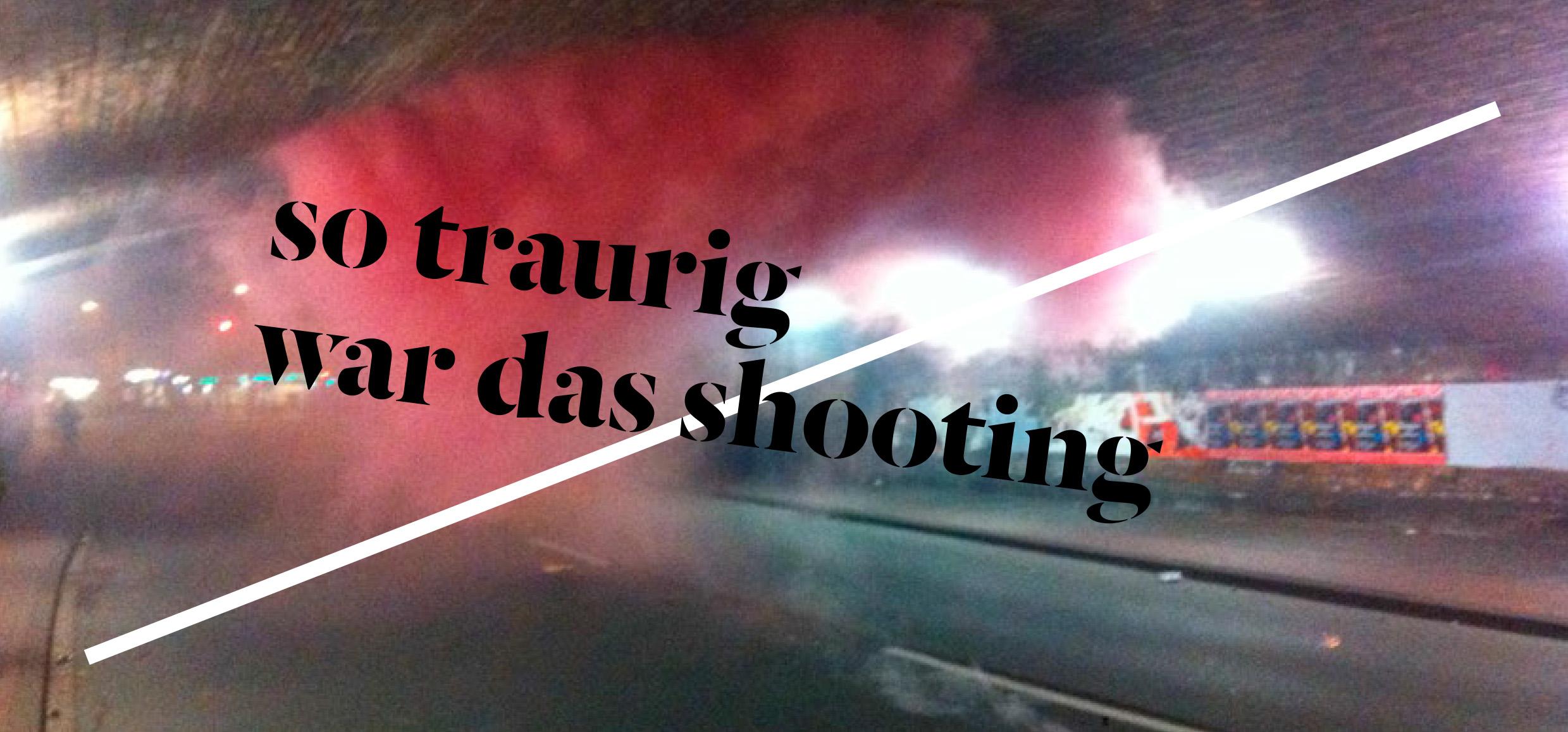 Eventbild für Klasse Aernout Mik // so traurig war das Shooting