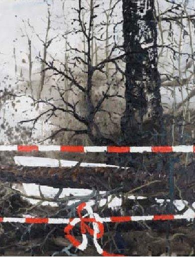 Eventbild für Anetta Küchler-Mocny // Da reicht die Leinwand nicht / Bilder zu Katyn 10. April 2010