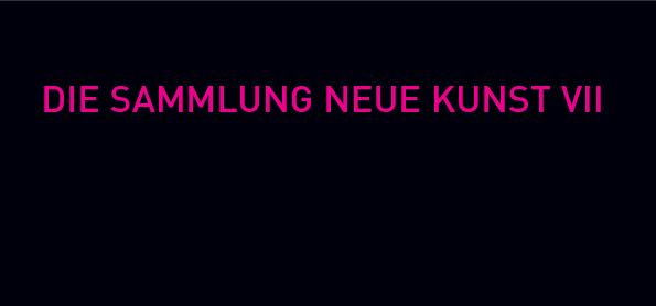 Eventbild für Maik und Dirk Löbbert u.a. // Die Sammlung Neue Kunst