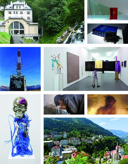 Eventbild für Miriam Jonas u.a. // Artist in Residence // Abschlusswochenende