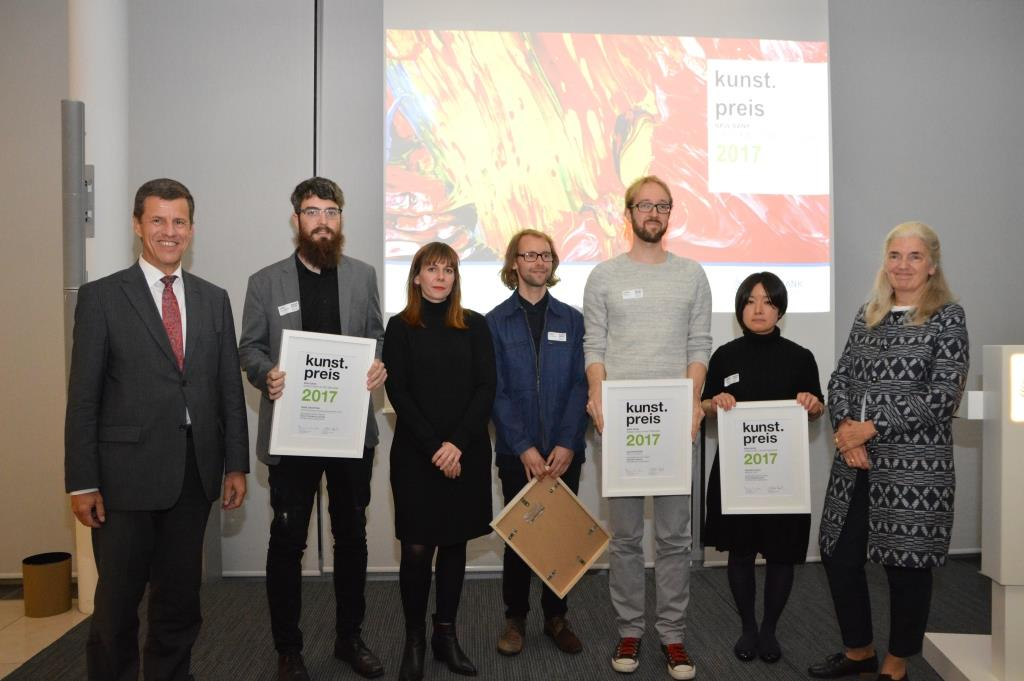 Eventbild für NRW.BANK.Kunstpreis erstmalig in Düsseldorf vergeben