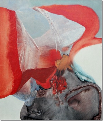 Eventbild für GREGOR GLEIWITZ // On the absence of recognition in a figurative painting