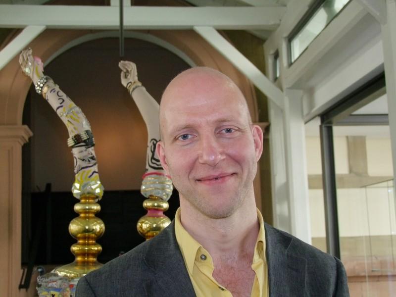 Eventbild für Münster Lectures // Dr. Thomas Röske, Leiter der Sammlung Prinzhorn, Heidelberg