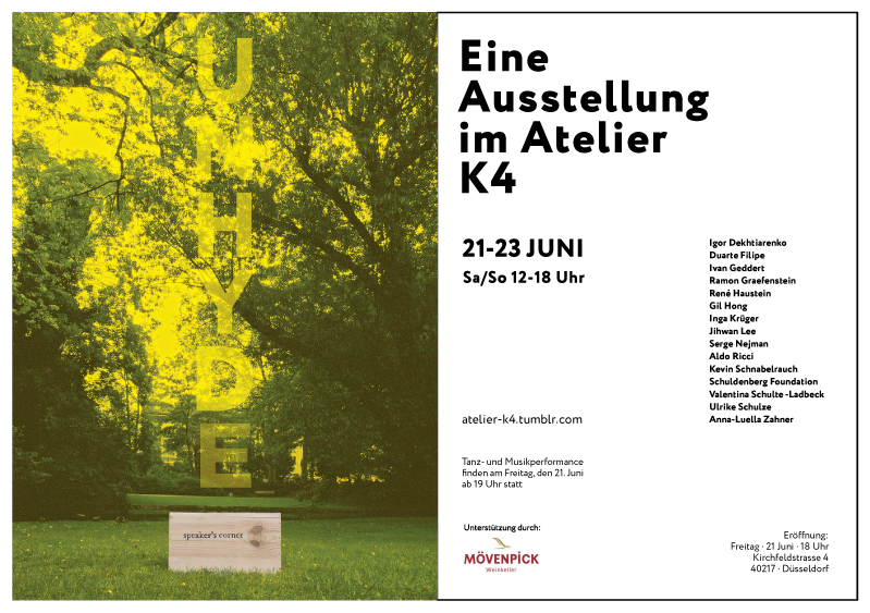 Eventbild für Inga Krüger, Rene Haustein u.a. // unhyde