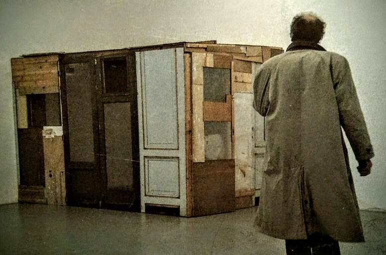 Eventbild für Münster Lectures // Walter Swennen, Künstler, Brüssel