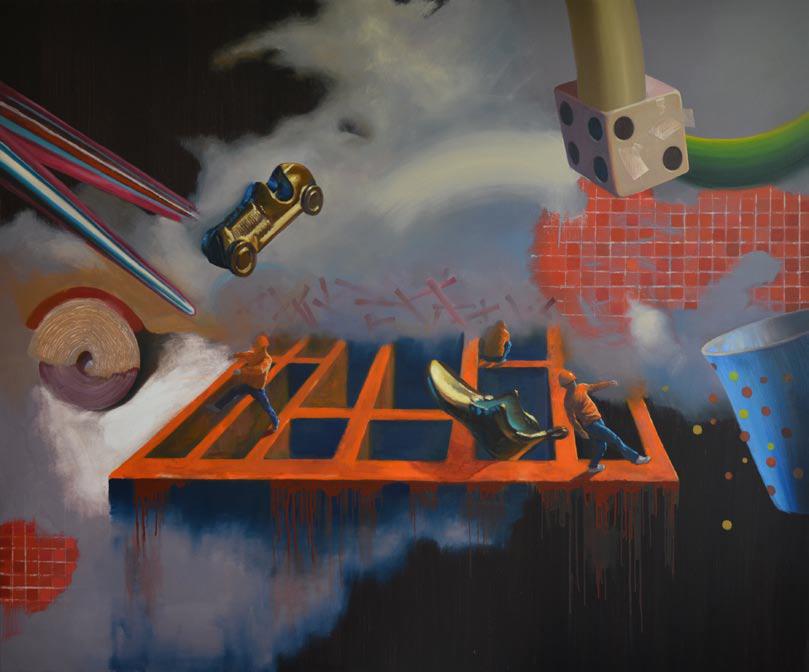 Eventbild für Qiwei Zhang // Monopoly