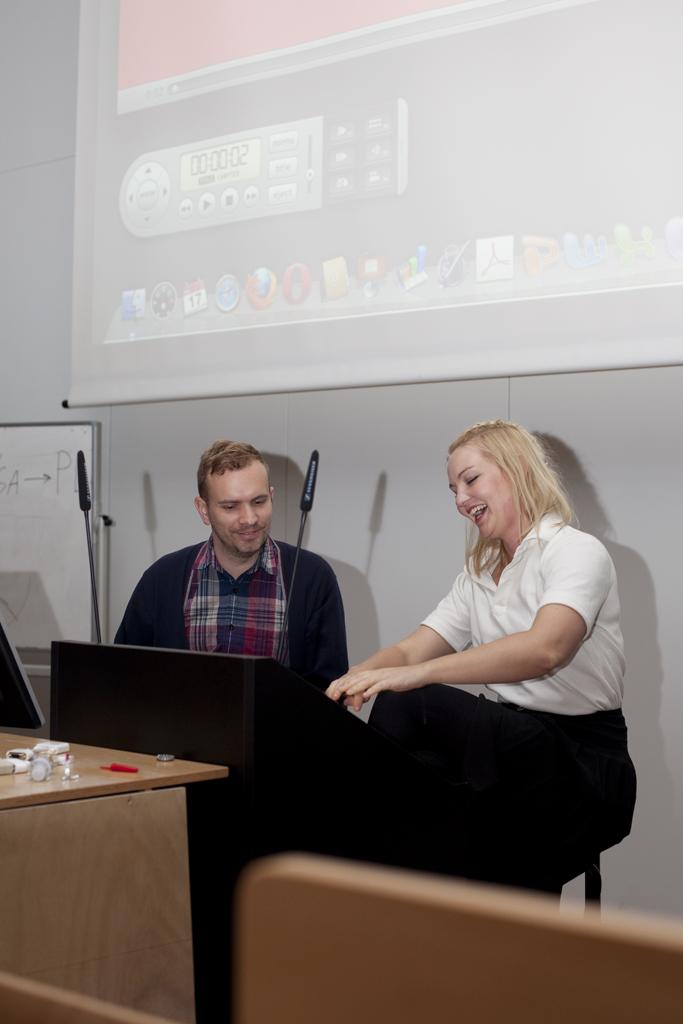 Eventbild für Münster Lectures // Nathalie Djurberg und Hans Berg, Künstler, Berlin