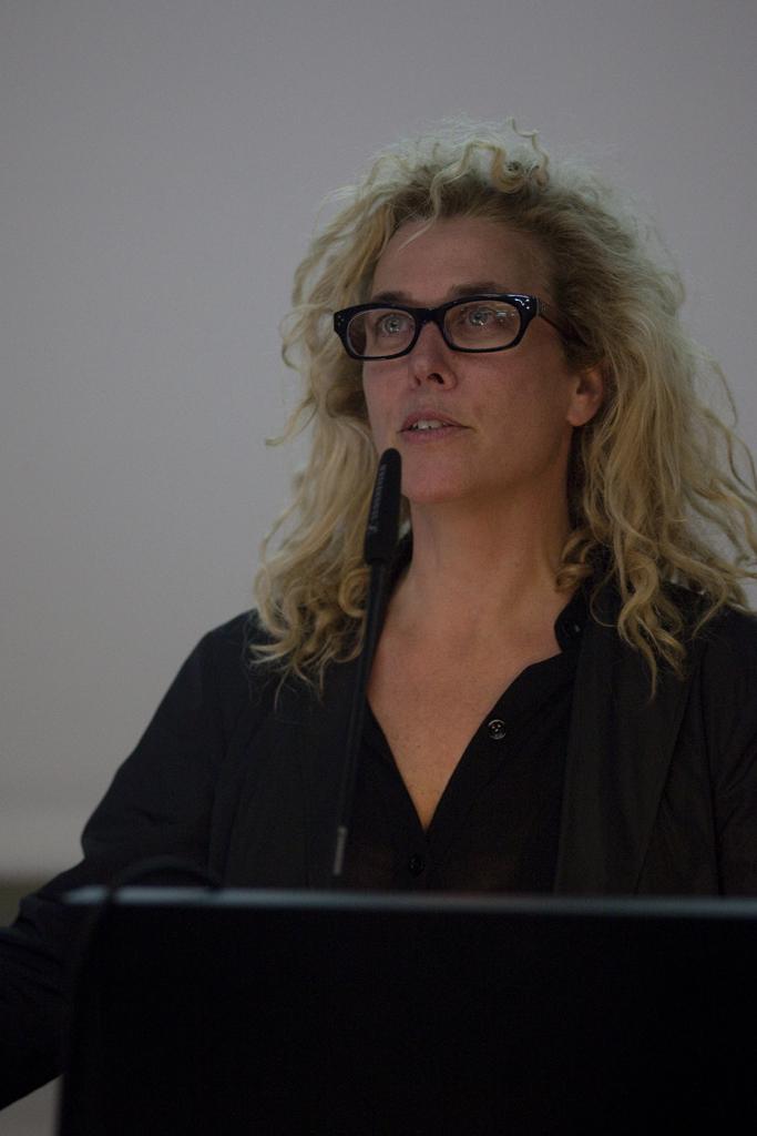 Eventbild für Prof. Rita McBride, Düsseldorf