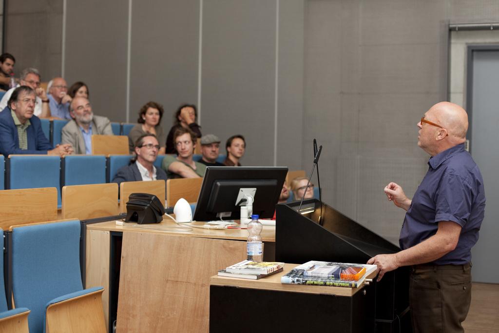Eventbild für Münster Lectures // Prof. Olaf Metzel, Künstler, München