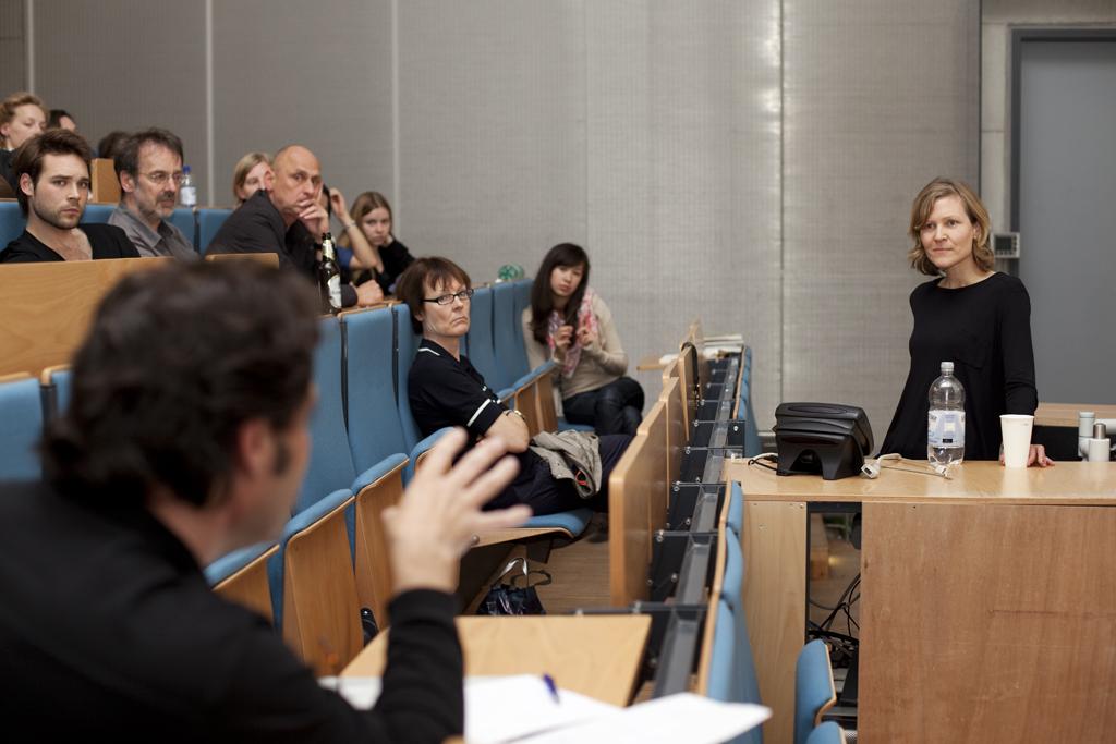 Eventbild für Münster Lectures // Prof. Frances Scholz, Künstlerin, Köln